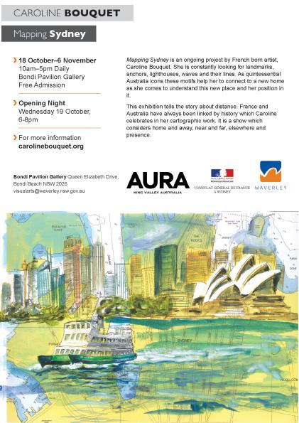 Alliance Francaise Exhibition